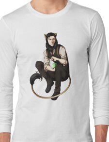 The Kitty Within[SEBASTIAN] Long Sleeve T-Shirt