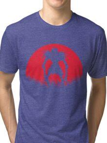 Ryuk Shinigami Red Moon Tri-blend T-Shirt