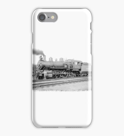 Old Steam Train iPhone Case/Skin