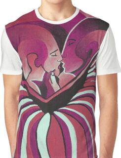 Touched By Africa II Graphic T-Shirt