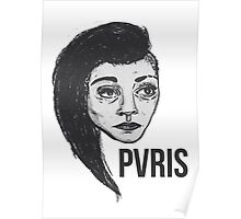 Inspired by Lynn from PVRIS Poster