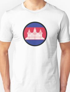 Under the Sign of Cambodia Unisex T-Shirt