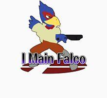 I Main Falco - Super Smash Bros Melee Unisex T-Shirt