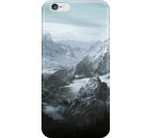 Skyrim Landscape iPhone Case/Skin