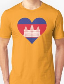 A heart for Cambodia T-Shirt