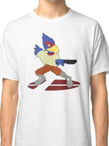 Falco - Super Smash Bros Melee Classic T-Shirt