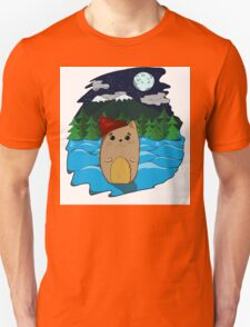 Cat in the forest T-Shirt