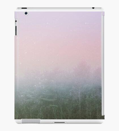 Forest Fog iPad Case/Skin