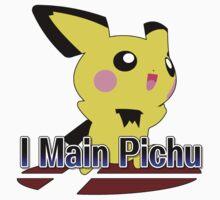 I Main Pichu - Super Smash Bros Melee by PrincessCatanna