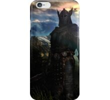 The elder scrolls Skyrim iPhone Case/Skin