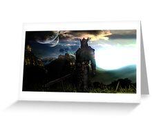 The elder scrolls Skyrim Greeting Card