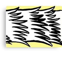 Monster Body - Spiny Edition Canvas Print