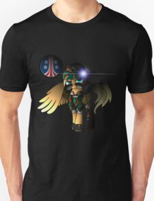 Colonial Marine pony: Corporal Claire Unisex T-Shirt