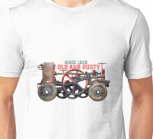 Old Rusty Machine Unisex T-Shirt