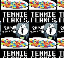 Temmie Flakes by Thomas Miles