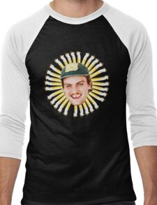 Mac Demarco Cigarette Butts Flower Men's Baseball ¾ T-Shirt