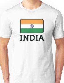 National Flag of India Unisex T-Shirt