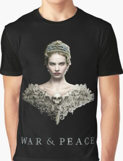War And Peace 2016 Graphic T-Shirt