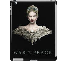 War And Peace 2016 iPad Case/Skin
