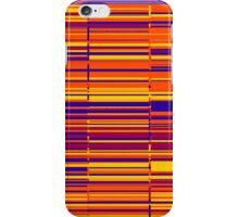 Sunrise spectrum data glitch iPhone Case/Skin