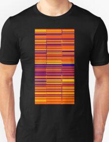 Sunrise spectrum data glitch T-Shirt