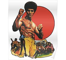 Afro Kung Fu  Poster