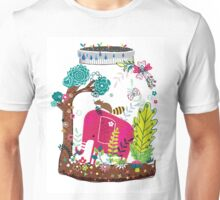 Elephant in the Jar Unisex T-Shirt