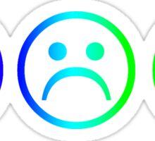 SADFACE Sticker