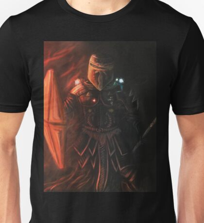 Interstellar Knight Unisex T-Shirt