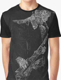 Acid Sax Graphic T-Shirt
