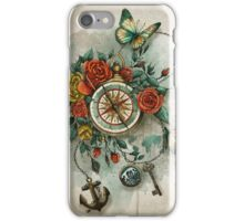 To guide you home [Show me the way] iPhone Case/Skin