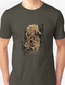 Fenrir: The Nordic Monster Wolf T-Shirt