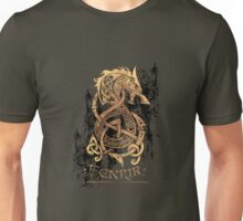 Fenrir: The Nordic Monster Wolf Unisex T-Shirt