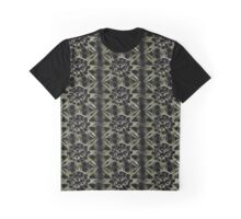 Green and black music speakers  Graphic T-Shirt