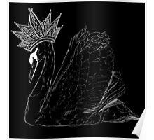 Black Swan Queen Poster