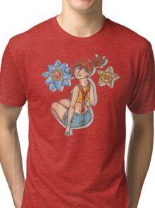 Misty and her Stars Fanart Tri-blend T-Shirt