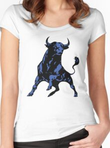 Blue Bull Women's Fitted Scoop T-Shirt