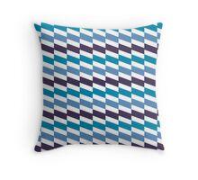 Sea Geometry mood Throw Pillow