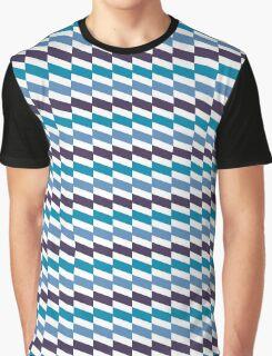 Sea Geometry mood Graphic T-Shirt