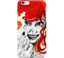 Witch 01 iPhone Case/Skin