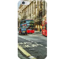 Oxford Street London iPhone Case/Skin