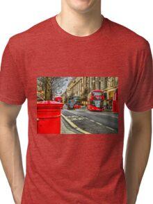 Oxford Street London Tri-blend T-Shirt