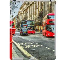 Oxford Street London iPad Case/Skin