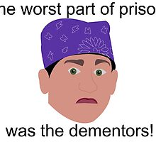 Prison Mike, Nice to meet me. by ruthykaye