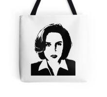 X-Files - Dana Scully Tote Bag