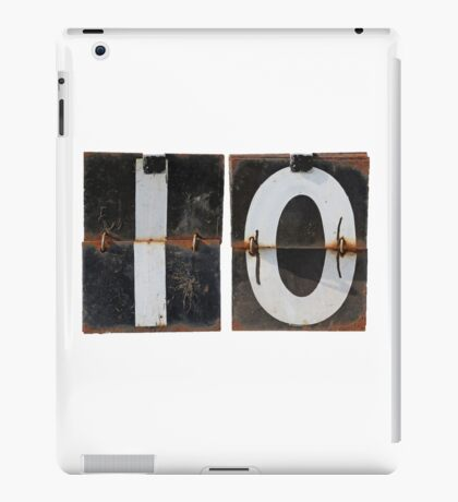 TOP TEN iPad Case/Skin