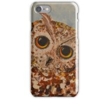 Owlet by palette-knife iPhone Case/Skin