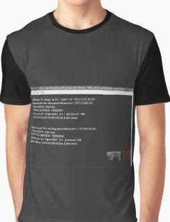 clan_techie Graphic T-Shirt