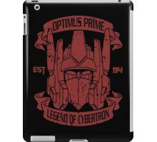 Legend Of Cybertron - Optimus iPad Case/Skin