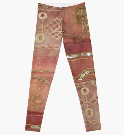 Pink Hippy Leggings